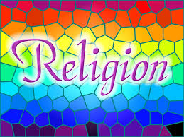 Stain glass religion