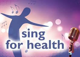 Singing is healthy